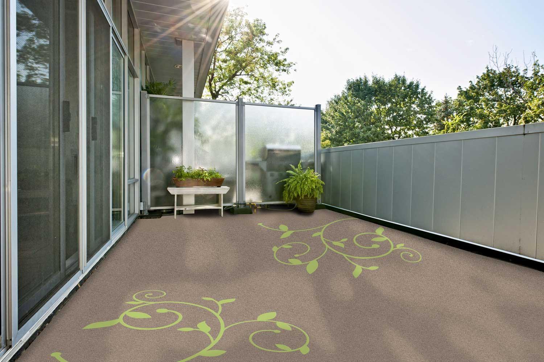 Häufig Balkon-Beschichtung | Innenausbauelemente und Bodenbeschichtung PR63