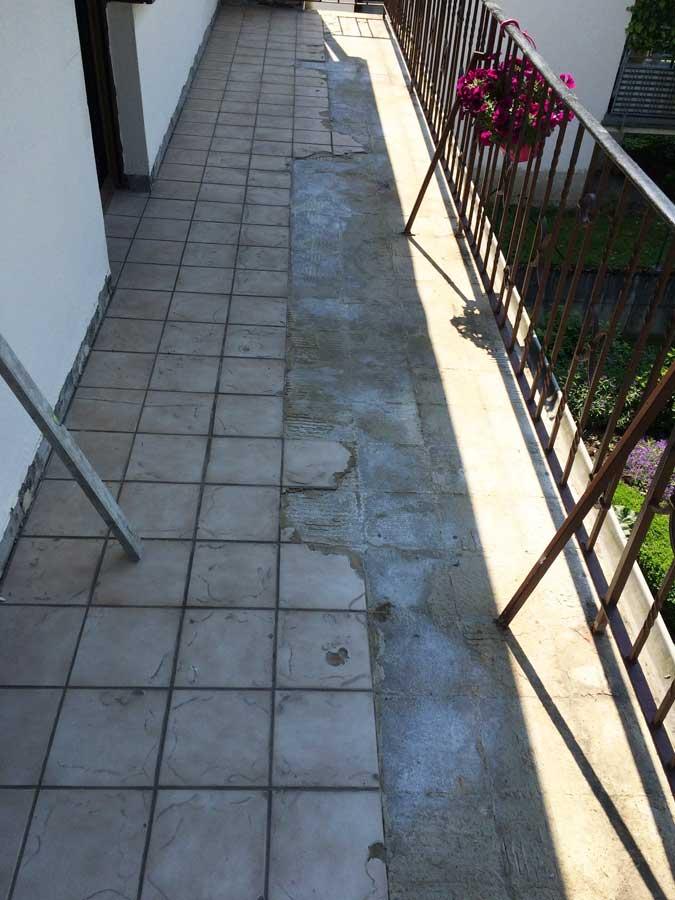 Bevorzugt Balkon-Beschichtung | Innenausbauelemente und Bodenbeschichtung AU39